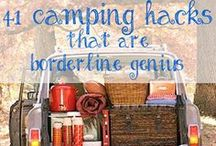 Real Camping / Camping, camping, camping! All kinds of camping ideas and camping tips. I want to make our next camping trip super fabulous with great ideas.Oh and don't forget camping meals...I think that may be the most important part! Now, let's go have some summer camping fun!