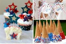 Real 4th of July / Fourth of July is such a fun summer holiday! I've got Fourth of July crafts for kids, Fourth of July food ideas and don't forget the July 4th decor!!! So fun! Happy Birthday America!