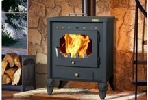 Estufas de leña / Wood stove / Estufas de leña de todas las medidas, calidades, precios y rendimiento. Se las llevamos directamente a su casa. 