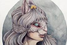 Mädchen / by Lyli Leyva