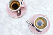 one more cup of coffee / by Tilda K