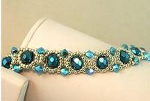 Beaded Bracelets / by Kirsten Tufte