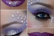 Fancy Face Makeup / by Gail Blanchard - Daniels