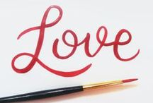Inspiration - Love / All things that inspire love!