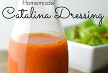Food: Salad Dressings