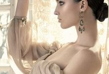 Give me DRAMA! / Elegant and luxurious gowns