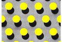 graphic prints & patterns / by Tilda K