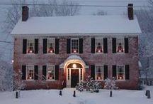 Christmas houses / by Chris Schaefer