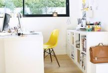 Interior Design - Office / Love nice office spaces.