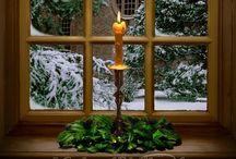 Christmas windows / by Chris Schaefer