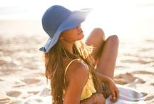 Inspiration - Beachy / Love the beach and all it has to offer!