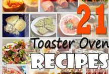 Toaster Oven Recipes / by Becca Mullins