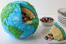 Real Earth Day / Earth Day crafts for kids and family activities to help make Earth Day a fun day and a day to love our earth.