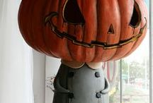 Halloween Art and Decor / Cause everybody loves Halloween / by Freedom Divine