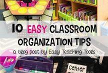 ED: Classroom Organization
