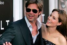 angelina and brad / An amazing couple, beautiful inside and out / by Cynthia Wilson