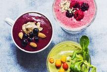 Bright.Breakfasts / Colourful ideas for starting your day the bright way!