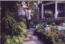 Tom's Garden / Once an empty weed filled lot- Tom turned it into a beautiful garden after buying the lot late summer of 1994. / by SimpleSue Hughes