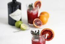 drinks / by Tilda K