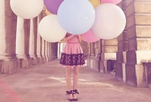 BALLOONS / they'll carry you away