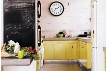 KITCHEN / places to cook & eat.