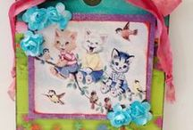 Cards &  Paper Crafts / Cards, ATC's, Washi Tape, Paper Mache