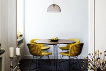 DINING // ROOM / to dine is divine.
