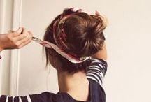Hair / by Kelsey Rios