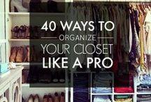 Organize!!  / by Kim Bennett Pracht