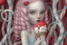 eye candy - art I love / by betty ♥