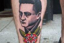 Tattoos / by Kaleigh Dunn