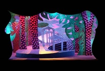 Set Designs and Theatre