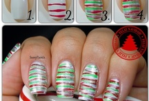 Nails! / Cool colors and designs!  / by Sassy Paints