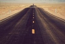 ROAD // TRIPPING / You'll find freedom on the open road.