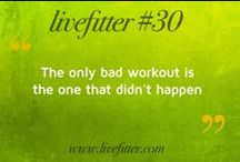 Fitness / Nutrition information, recipes, workouts, and fitness gear.  / by Julianna Crane