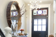 Lovely Entry Ways / by EASYLIVING