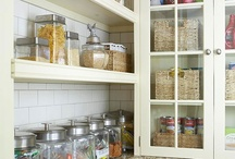 Pantry / by EASYLIVING