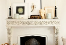 Great Mantels / by EASYLIVING