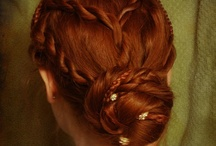 Braids, twists, knots / All kinds of braids, or twists, knots and such for your hair