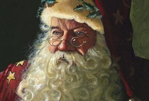 Santa Claus Old Saint Nick / by Marilyn Martin