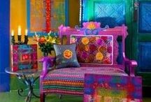 Bohemian Style / by Marilyn Martin