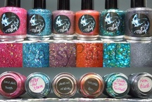 Indies I've tried / All of the Indies I've tired. Most have full reviews on my blog, just click the pictures read the review and see more swatches. http://sassypaints2012.blogspot.com/ / by Sassy Paints