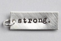 2013 Theme {STRONG} / by Mrs. Rager