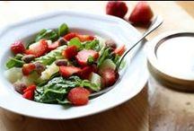 Salads!  / by Kim Bennett Pracht