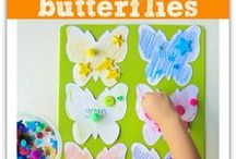 Toddler ideas and games / by Lynne Anderson