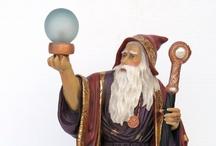 Magia do bem (Magic, Dreams and Fantasy) / by Linney