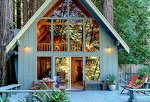 Getaway, Small, and Alternative Style Homes and Trailers