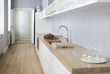 Kitchen. / by Susje van Reeuwijk
