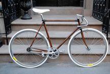 Bicycle. / by Susje van Reeuwijk
