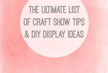 Craft Fairs / Craft Fair and Boutique ideas